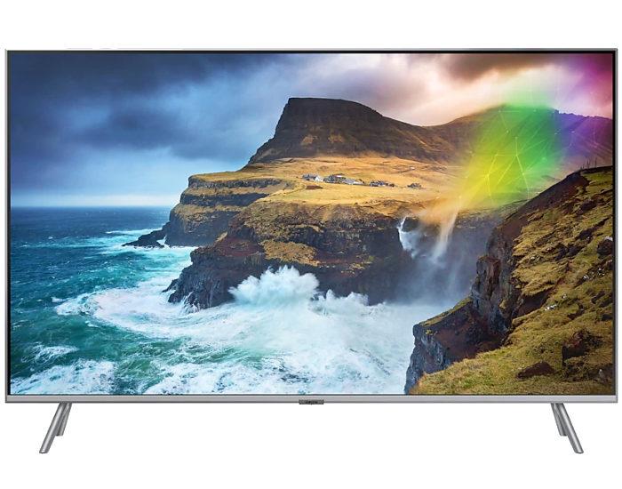 Samsung QA82Q75RAWXXY 82 4K QLED TV Front
