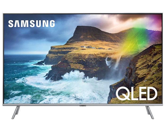 Samsung QA82Q75RAWXXY 82 4K QLED TV Main