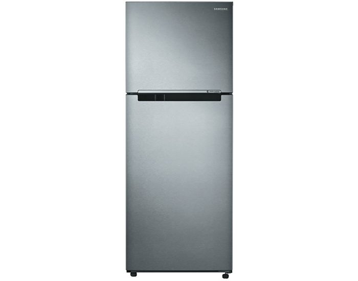 Samsung SR400LSTC 400L Top Mount Refrigerator in Easy Clean Steel Main