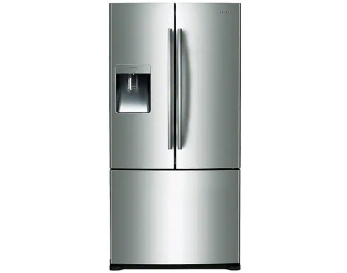 Samsung SRF533DLS 533L Easy Clean Steel French Door Refrigerator Main