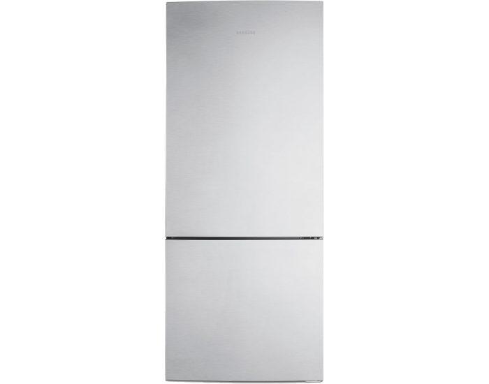 Samsung SRL456LS 458L Bottom Mount Refrigerator Clean Steel Main