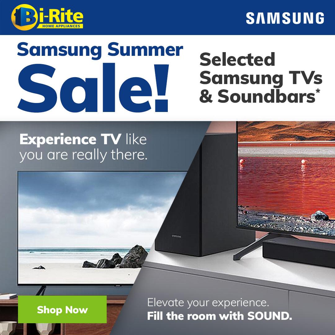 2021 Samsung Summer Sale Mobile