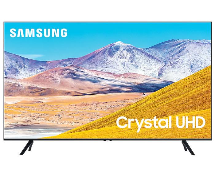 Samsung UA43TU8000WXXY 43 Inch Crystal UHD 4K Smart TV Main