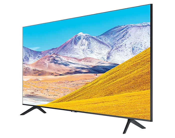 Samsung UA65TU8000WXXY 65 Inch Crystal UHD 4K Smart TV Angle Right