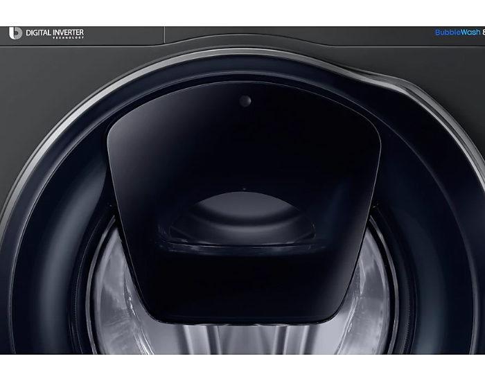 Samsung WW85K6410QX 8.5kg AddWash Front Load Washer Close Up Hatch
