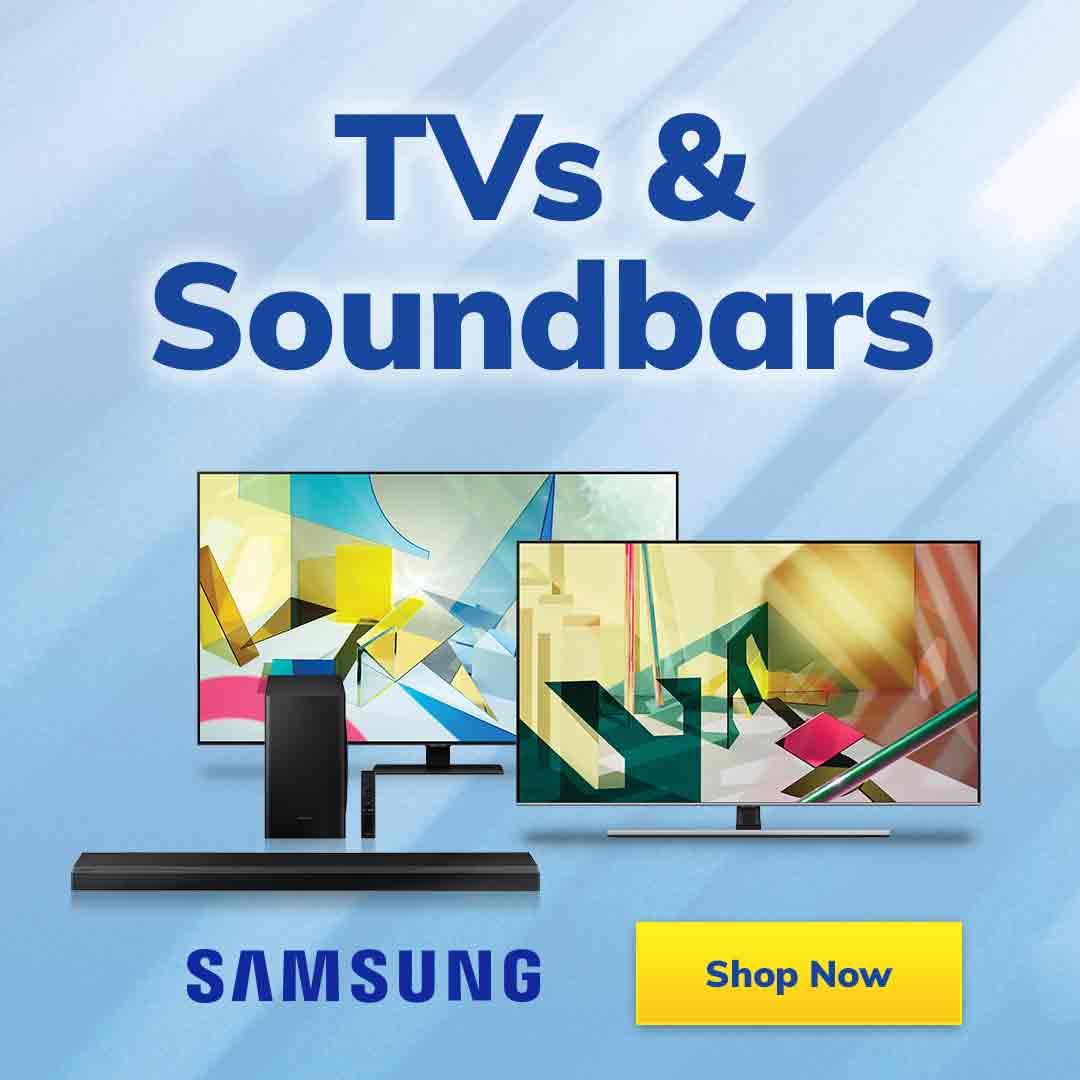 2021 Samsung Tvs and Sound bars Mobile
