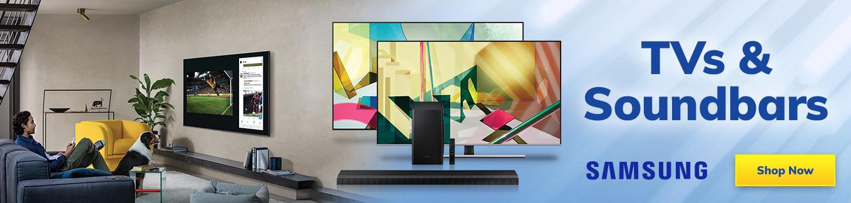 2021 Samsung Tvs and Sound bars Desktop