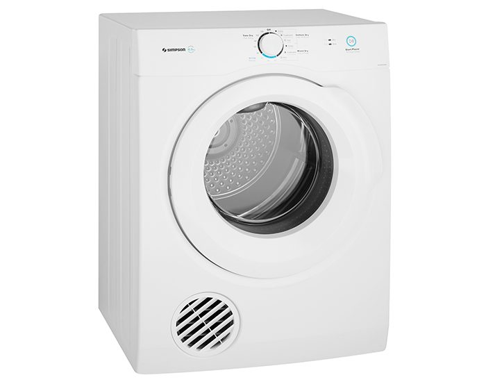 Simpson SDV656HWQA 6.5Kg Vented Dryer