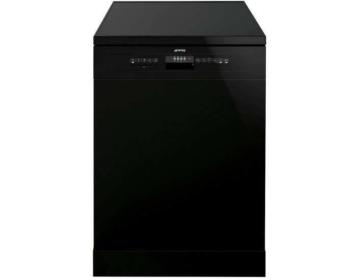 Smeg DWA6314B2 14 Place Black Freestanding Dishwasher