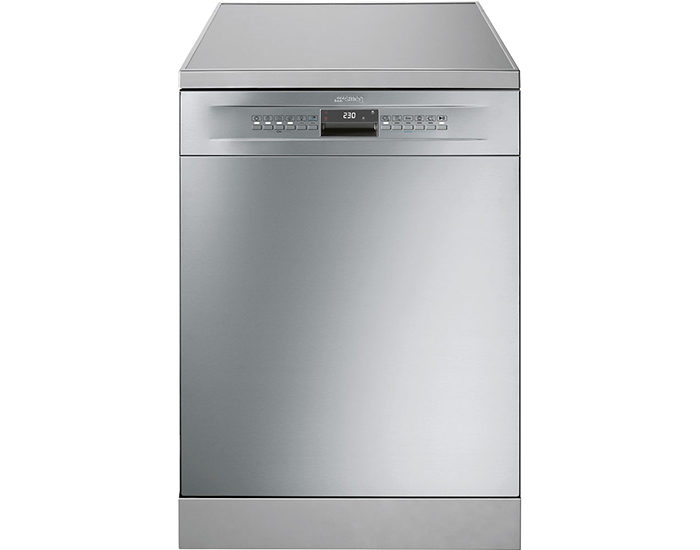 Smeg DWA6314X2 Stainless Steel 15 Place Freestanding Dishwasher