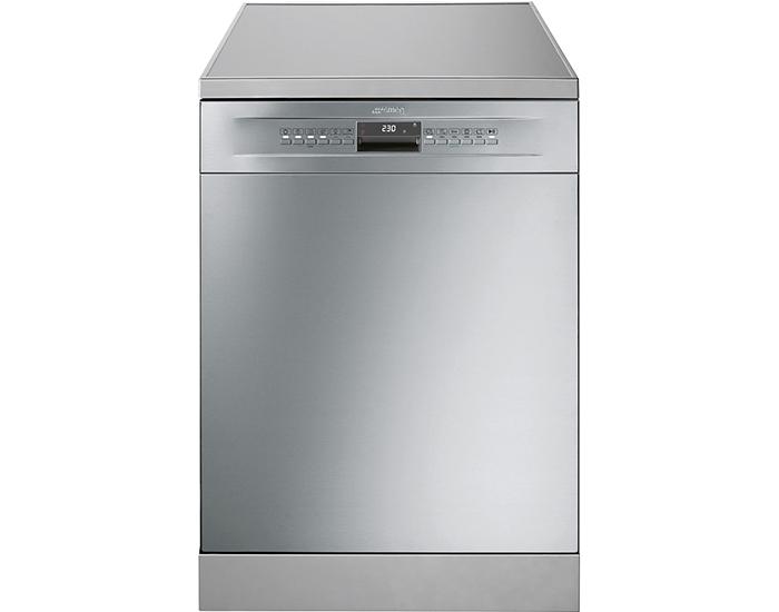 Smeg DWA6314X2 Stainless Steel 15 Place Freestanding Dishwasher