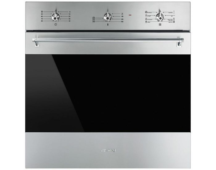 Smeg SFA63M3TVX Classic Thermoseal Built In Oven main