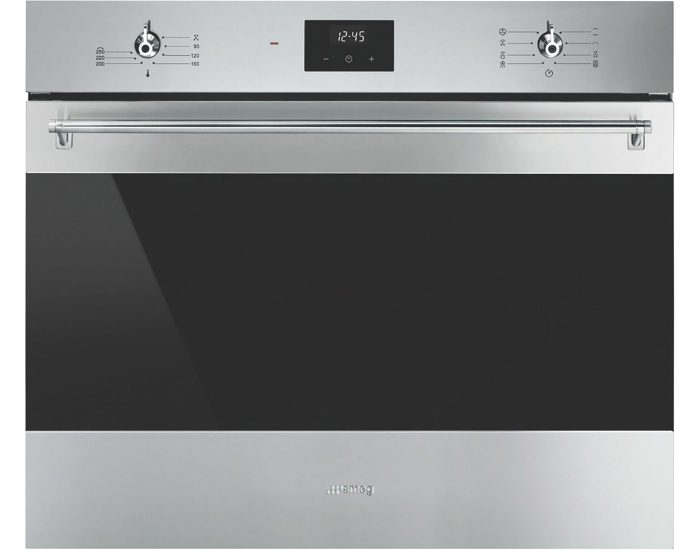 Smeg SFA7300TVX 70cm Classic Thermoseal Built-In Oven main