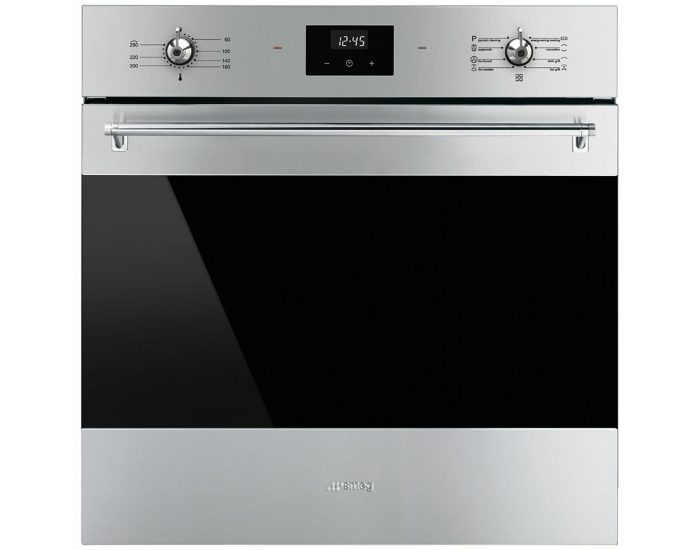 Smeg SFPA6300TVX Classic Thermoseal Pyrolytic Built In Oven main