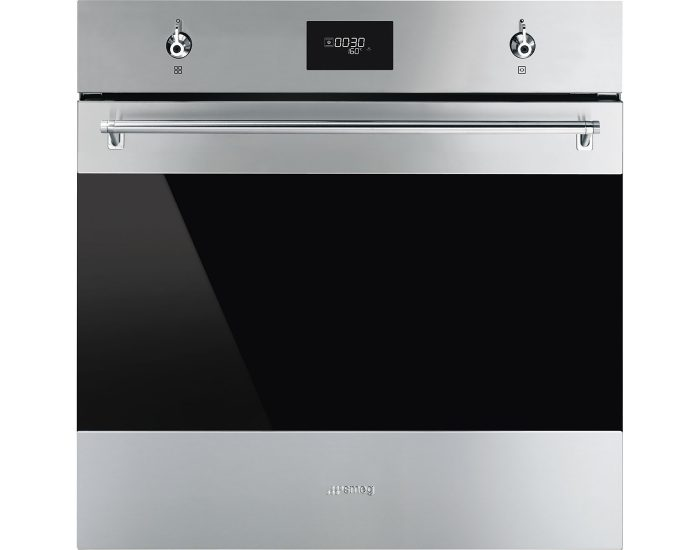 Smeg SFPA6301TVX 79L Thermoseal Pyrolytic Oven Main