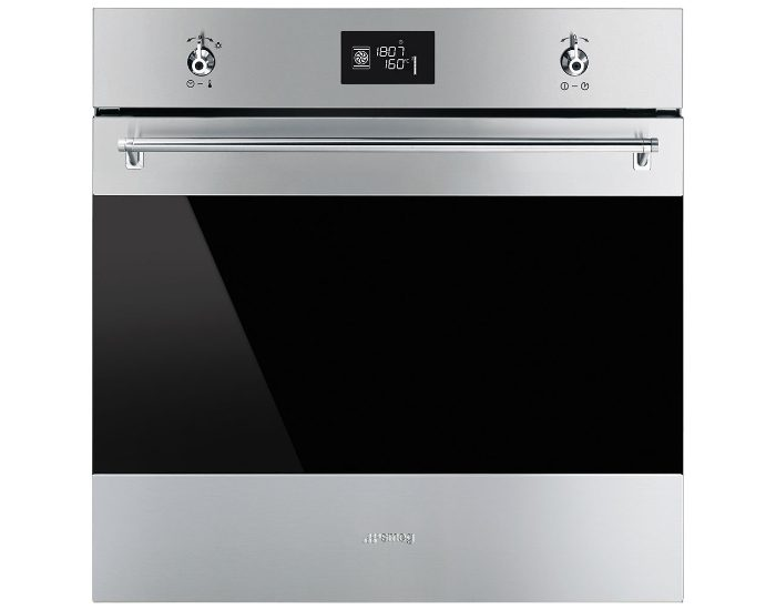 Smeg SFPA6390X2 Stainless Steel 60cm Thermoseal Pyrolytic Oven
