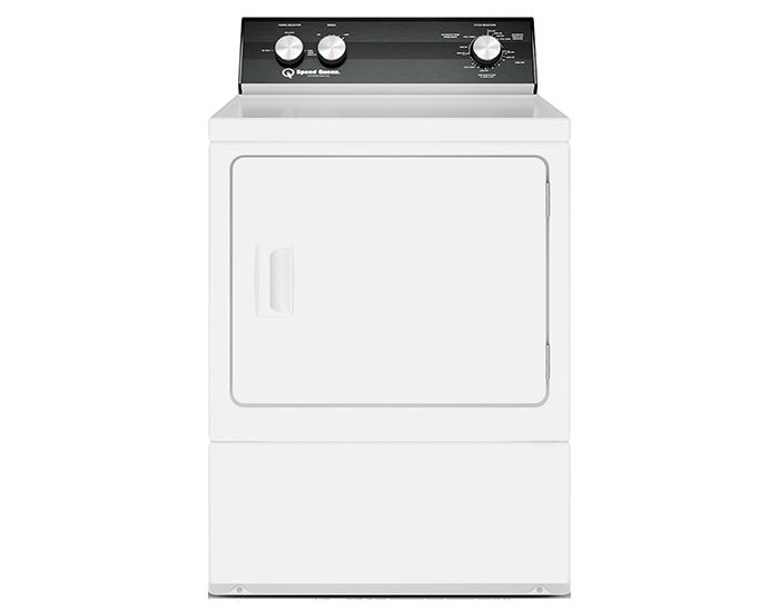 Speed Queen ADE3TR Black 9Kg Electric Dryer Main