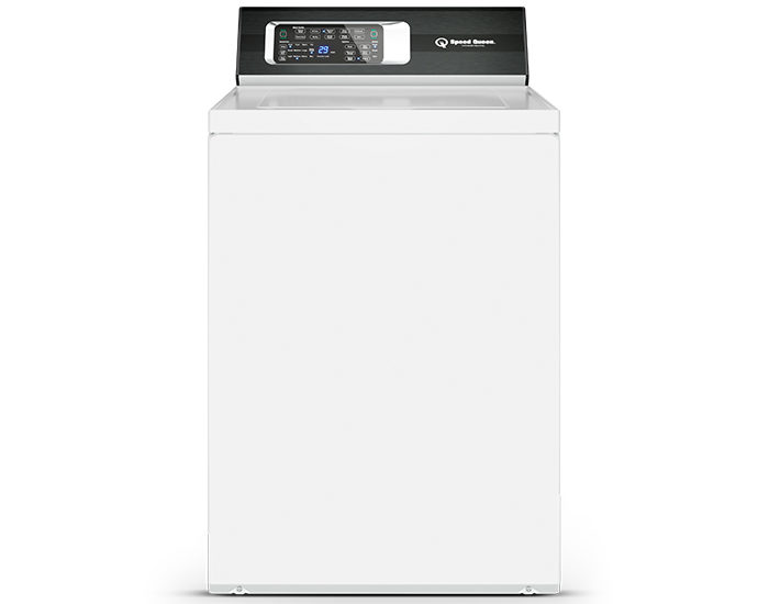 Speed Queen AWNE92 Black 8.5Kg Top Load Washer Main