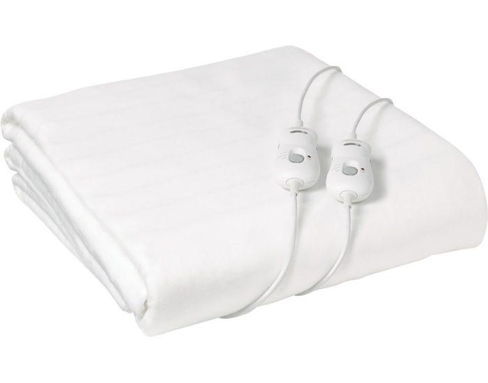 Sunbeam BLF5151 Sleep Perfect Queen Fitted Heated Blanket Main