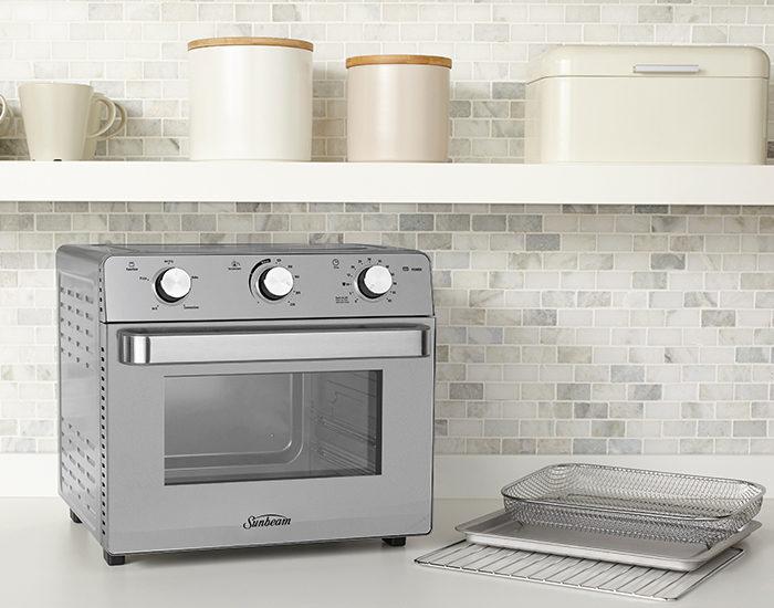 Sunbeam BT7200 Multi-Function Oven + Air Fryer Accessories
