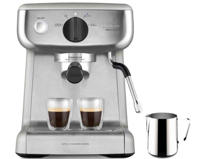 Sunbeam EM4300S Coffee