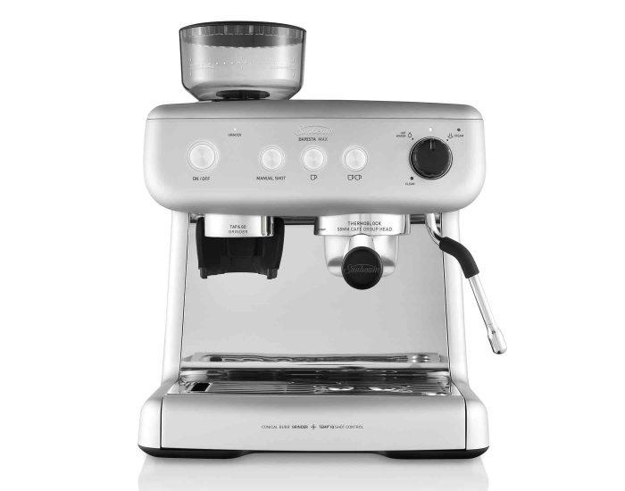 Sunbeam EM5300S Barista Max Espresso Machine Silver Main