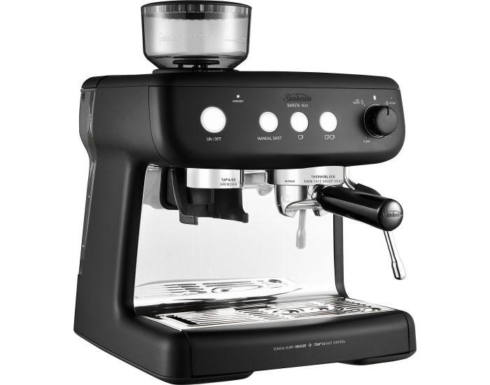 Sunbeam EM5300K Barista Max Espresso Machine Black diagonal