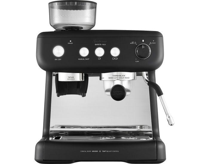 Sunbeam EM5300K Barista Max Espresso Machine Black front