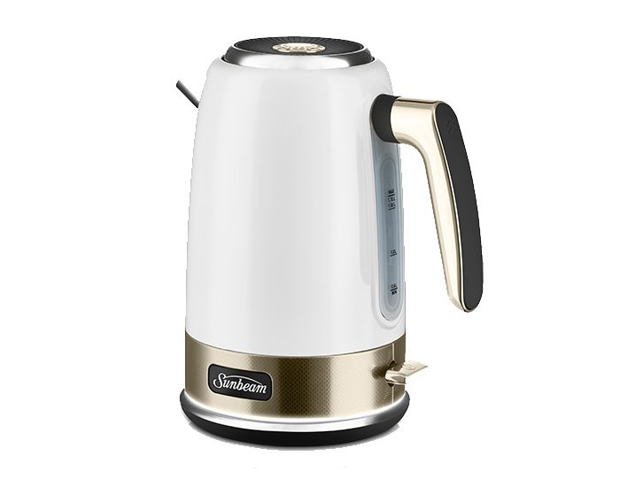 Sunbeam KE4430WG New York Jug Kettle Angle