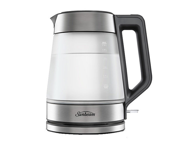 Sunbeam KE6200 Morning Frost Glass Kettle Main