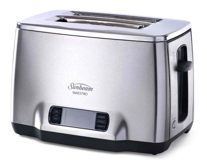 Sunbeam TA6240DS Maestro Dark 2 Slice Toaster Main