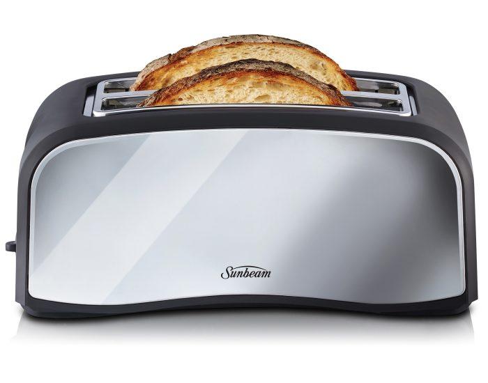 Sunbeam TA6410 Angled 2 Toast