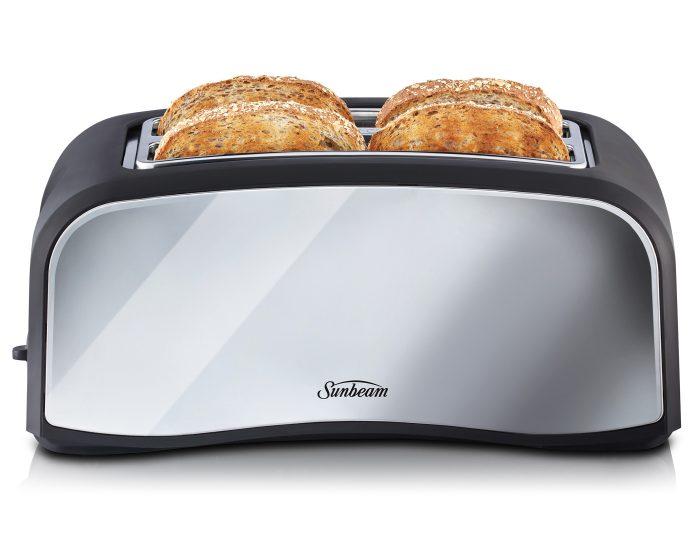 Sunbeam TA6410 Angled 4 Toast