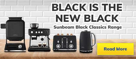 Black is the New Black – Sunbeam Black Classics Range