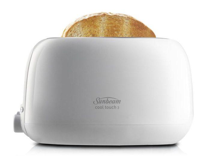 Sunbeam TA1211 2 Slice Cool Touch 3 Toaster