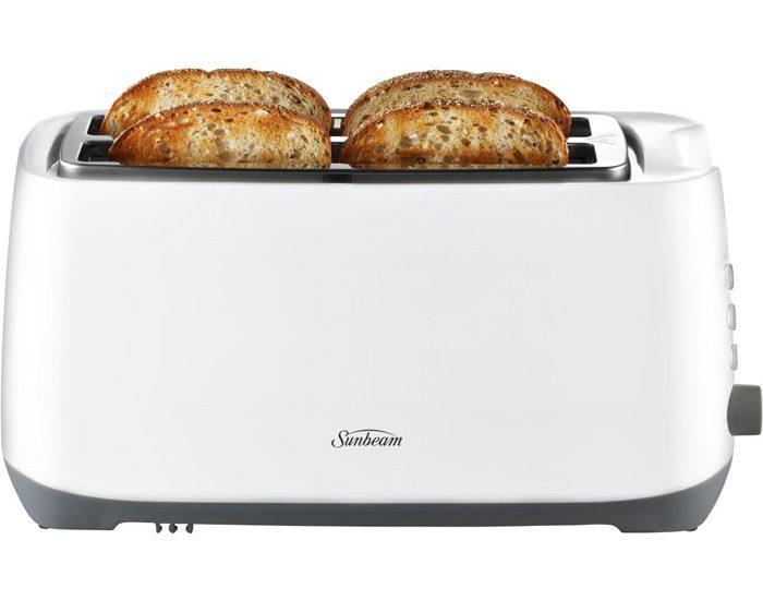 Sunbeam TA2340 Quantum Plus 4 Slice Toaster