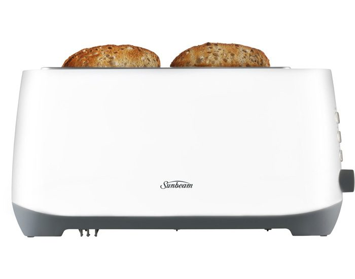 Sunbeam TA2340 Quantum Plus 4 Slice Toaster