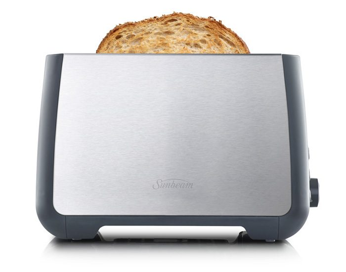 Sunbeam TA4520 Long Slot 2 Slice Toaster