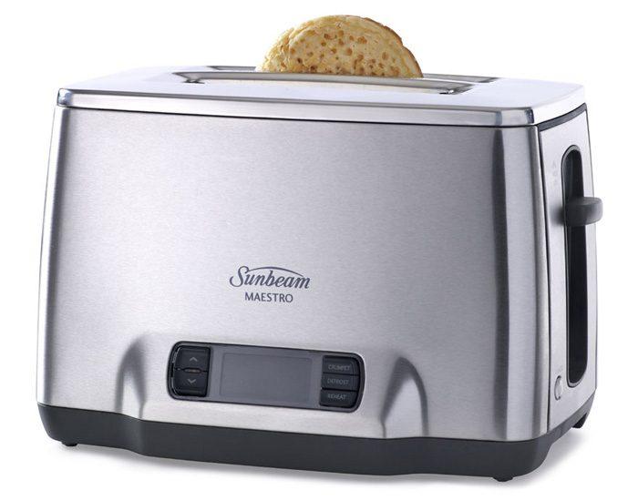 Sunbeam TA6240 Maestro 2 Slice Toaster