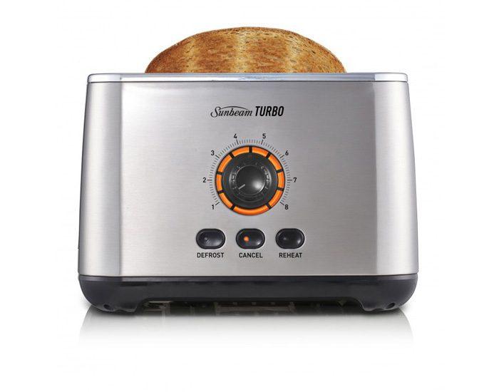Sunbeam TA7720 2 Slice Turbo Toaster