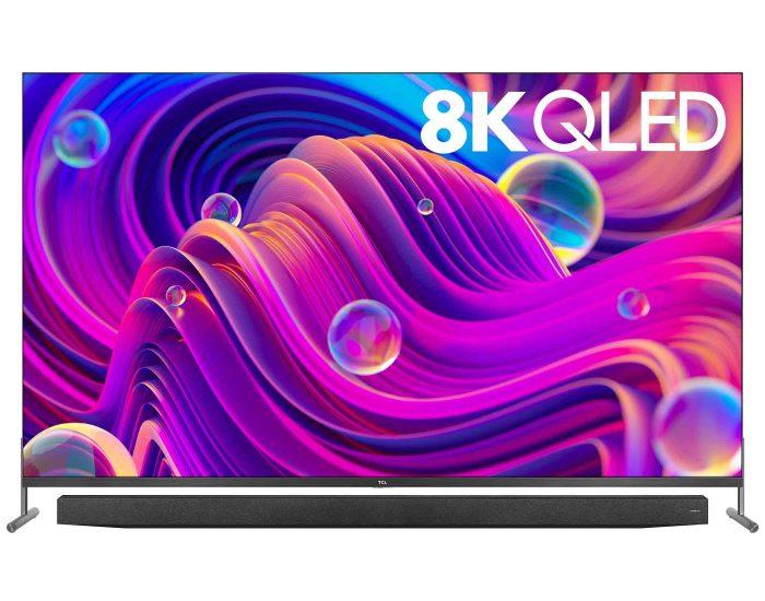 TCL 75X915 75Inch Ultra HD 8K Smart TV main