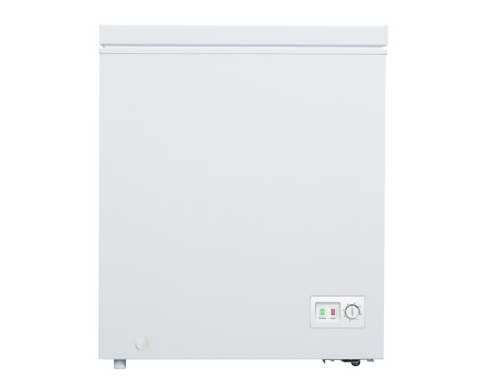 TCL F145CFW 145L Chest Freezer in White main