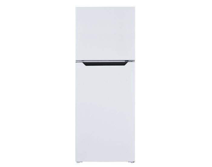 TCL P221TMW 221L Top Mount Refrigerator in White Main
