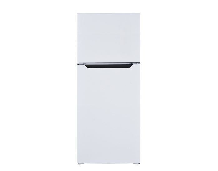 TCL P362TMW 362L Top Mount Refrigerator in White Main