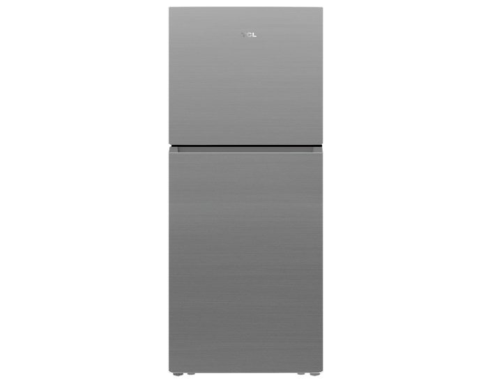 TCL P491TMS 491L Top Mount Refrigerator in Grey Main