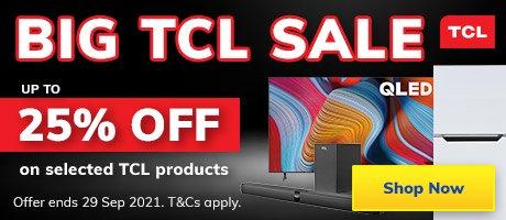 2021 TCL September Sale Slider