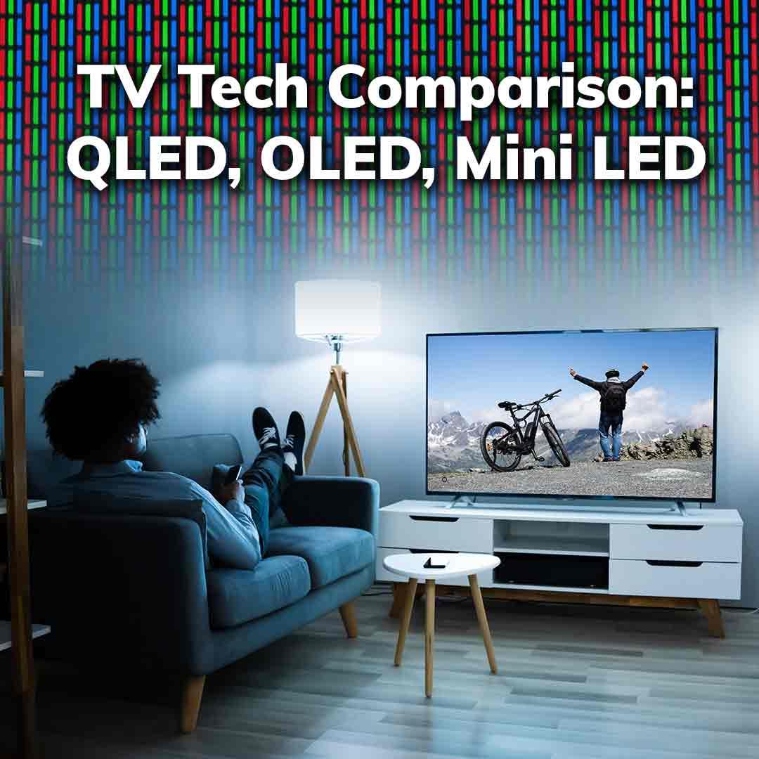 TV Tech Comparison Mobile
