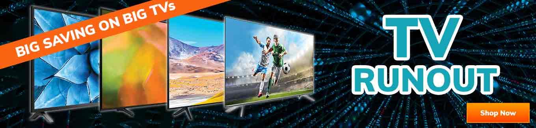 2021 TV Runout Sale desktop