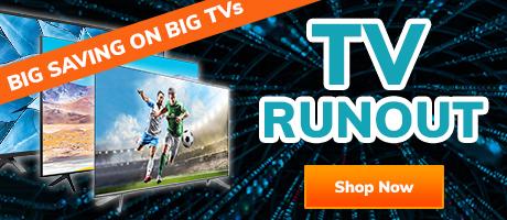 2021 TV Runout Sale slider