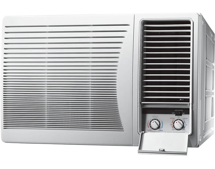Teco TWW16CFCG 1.62kW Cooling Only Box Airconditioner